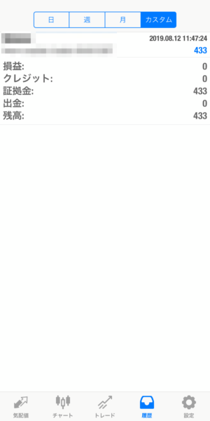 2019.8.12-Ideal自動売買運用履歴
