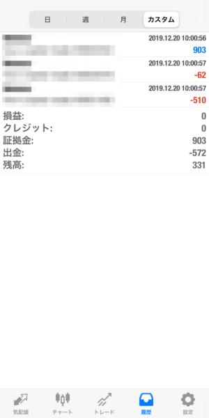 2019.12.20-Ideal自動売買運用履歴