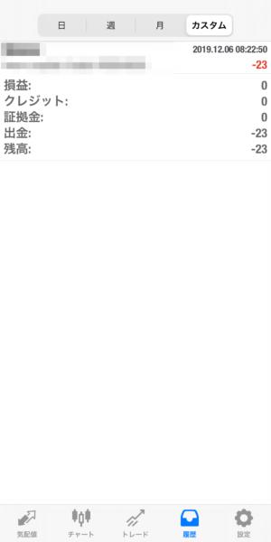 2019.12.6-Ideal自動売買運用履歴